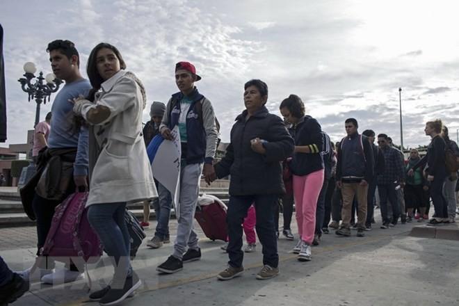 US-Präsident Donald Trump warnt vor dem Shutdown der Regierung wegen der Einwanderung - ảnh 1