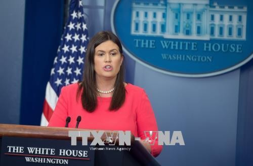 USA lehnen es ab, zum Bau neuer Raketen durch Nordkorea Stellung zu nehmen - ảnh 1