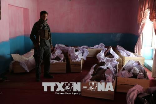 Viele Toten und Verletzte bei Selbstmordanschlag in Kabul - ảnh 1