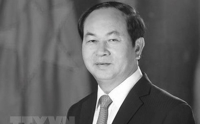 Internationale Medien berichten über den Tod des vietnamesischen Staatspräsidenten Tran Dai Quang - ảnh 1