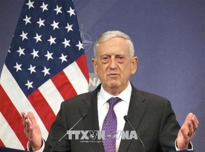 US-Verteidigungsminister bekräftigt Verpflichtungen mit NATO - ảnh 1