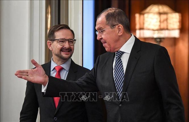 Russland appelliert an Länder in Europa, die USA zu überzeugen, den INF aufrechtzuerhalten - ảnh 1