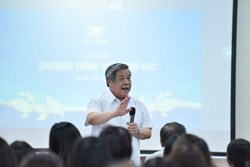 Ausbildung von hochrangigen Beamten für die nachhaltige Entwicklung und Eingliederung - ảnh 1