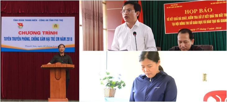 Die zehn wichtigsten Ereignisse in Vietnam in diesem Jahr, die von VOV ausgewählt wurden - ảnh 8