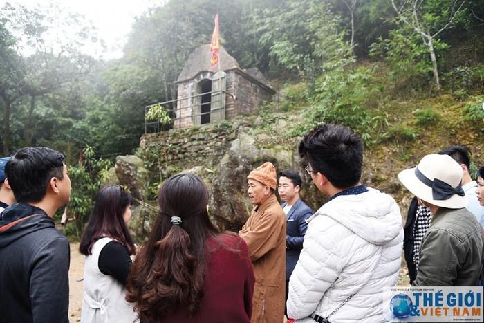 Gedenkstätte Ngoa Van – Herz der buddhistischen Richtung Truc Lam Yen Tu - ảnh 1