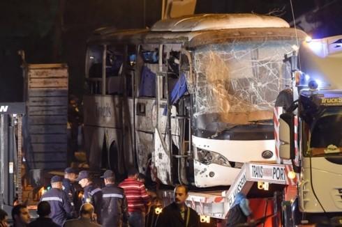 Vietnamesen verurteilen den blutigen Bombenanschlag in Ägypten - ảnh 1