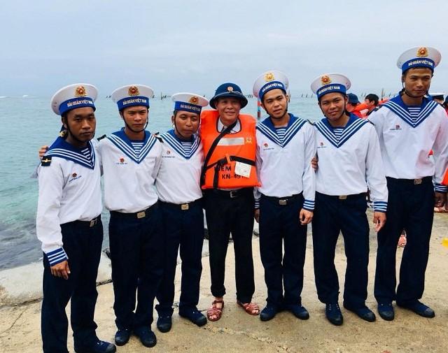 Interview mit einem Vertreter des Tan-Trao-Verbands in Deutschland über dessen barmherzige Tätigkeiten in Vietnam - ảnh 1