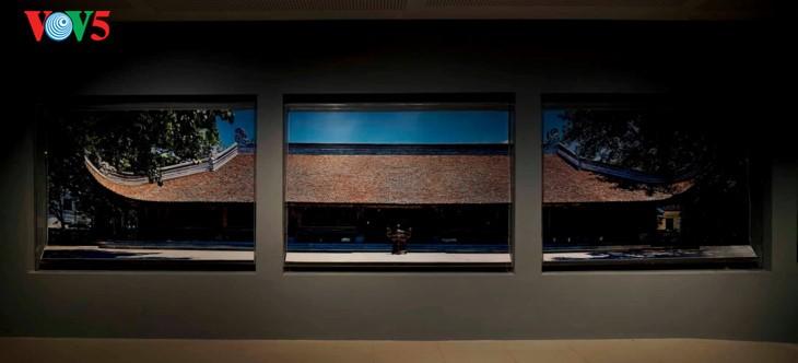 Der einzigartige zeitgenössische Kunstraum im Parlamentsgebäude - ảnh 11