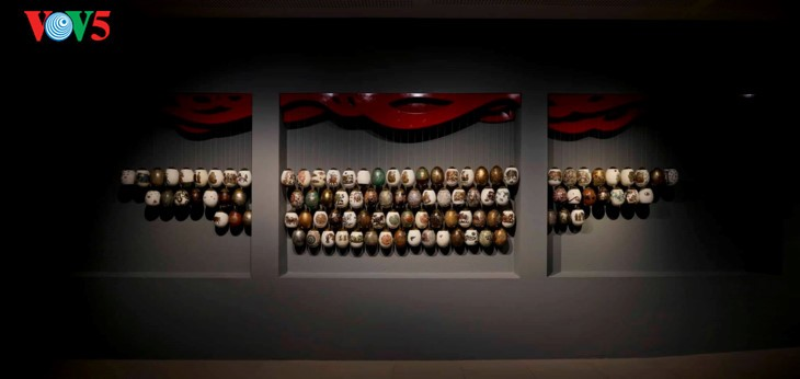 Der einzigartige zeitgenössische Kunstraum im Parlamentsgebäude - ảnh 13