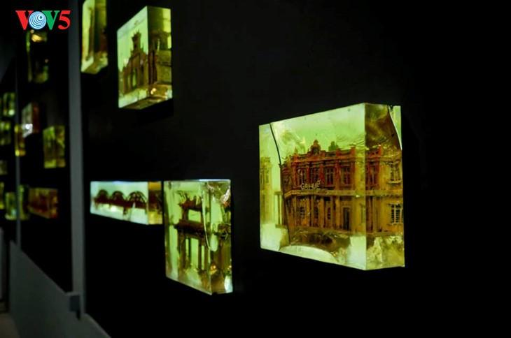 Der einzigartige zeitgenössische Kunstraum im Parlamentsgebäude - ảnh 16