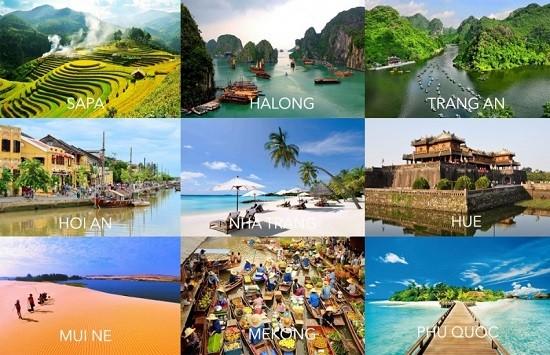 Die Tourismusbranche will im Jahr 2019 einen Umsatz von 26,5 Milliarden Euro erzielen - ảnh 1