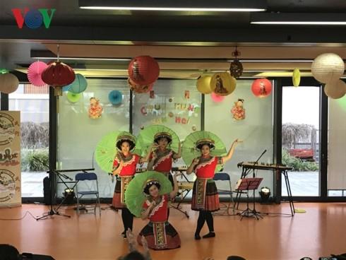 Feierlichkeiten zum traditionellen Tet-Fest der Vietnamesen in Frankreich - ảnh 1