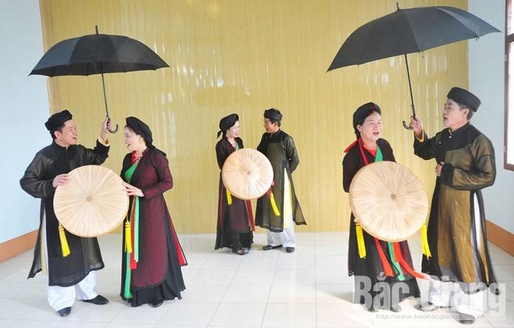 Bewahrung des Quan Ho-Gesangs - ảnh 1