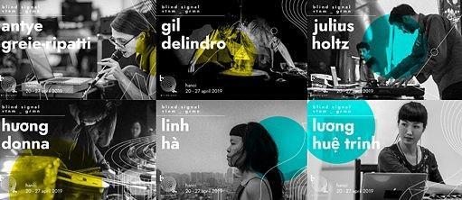 Blind Signal Vietnam Germany – Brücke für junge Künstler - ảnh 1