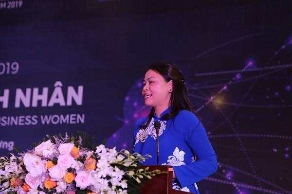 Die Unternehmerinnen und der Wunsch nach einem wohlhabenden Vietnam - ảnh 1