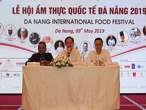 Da Nang veranstaltet erstmals das internationale kulinarische Festival - ảnh 1