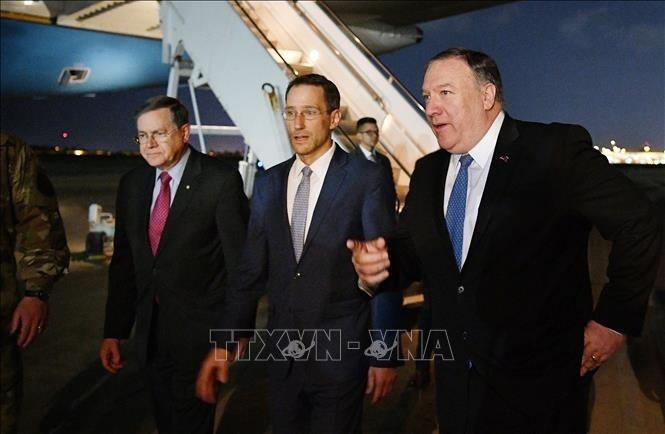 Verstärkung der diplomatischen Treffen zwischen Irak und den USA - ảnh 1