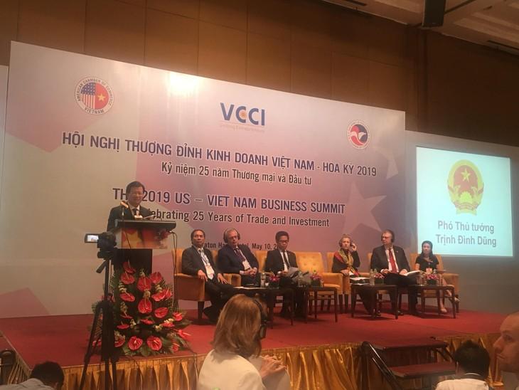 Verstärkung der Handelsbeziehung zwischen Vietnam und den USA - ảnh 1