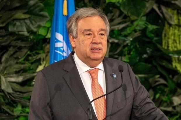 UNO warnt vor Abwendung von den Zielen des Pariser Klimaabkommens - ảnh 1