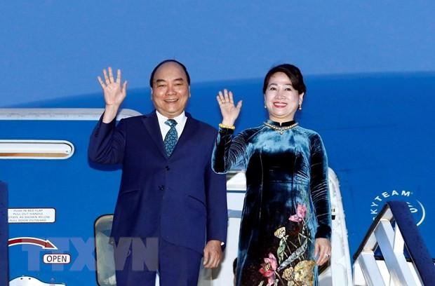 Premierminister Nguyen Xuan Phuc wird Russland, Norwegen und Schweden besuchen - ảnh 1