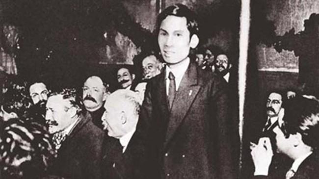 Archivbilder über Präsident Ho Chi Minh - ảnh 4