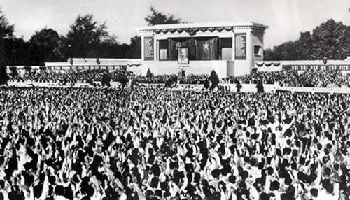 Archivbilder über Präsident Ho Chi Minh - ảnh 15