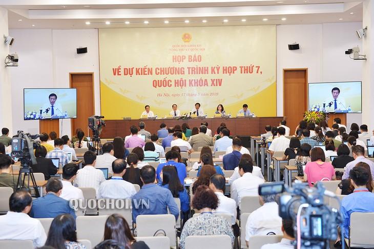 7. Sitzung des Parlaments der 14. Legislaturperiode wird am 20. Mai eröffnet - ảnh 1