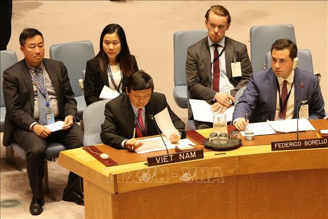Teilnahme am Weltsicherheitsrat verbessert die Position Vietnams - ảnh 1