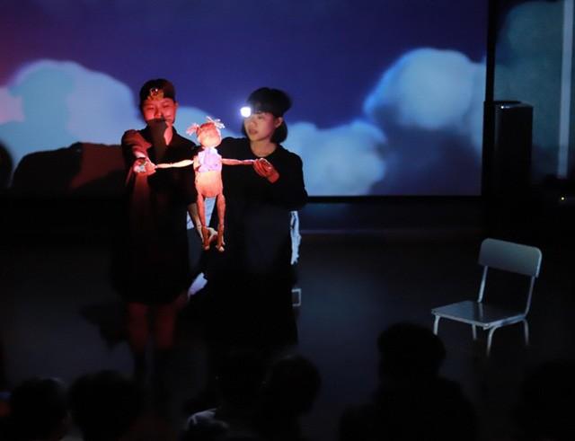 """Vorführung des zeitgenössischen Puppenspiels """"GAO"""" in Vietnam - ảnh 1"""