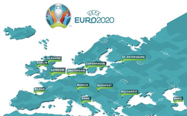 VTV besitzt Lizenzen zur Übertragung von EURO 2020 - ảnh 1