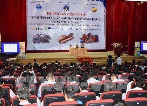 Marke der vietnamesischen Garnelen aufbauen - ảnh 1