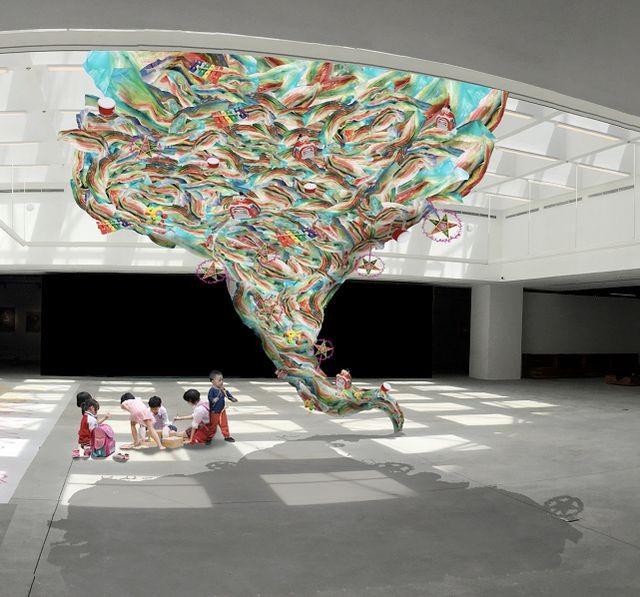 """Ausstellung """"Plastic Planet"""" vermittelt Botschaft über bewusste Nutzung von Plastikprodukten - ảnh 1"""