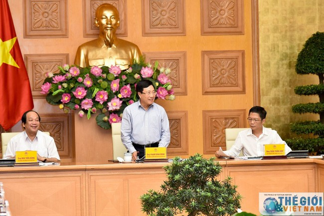 3. Sitzung der Nationalkommission für ASEAN 2020 - ảnh 1