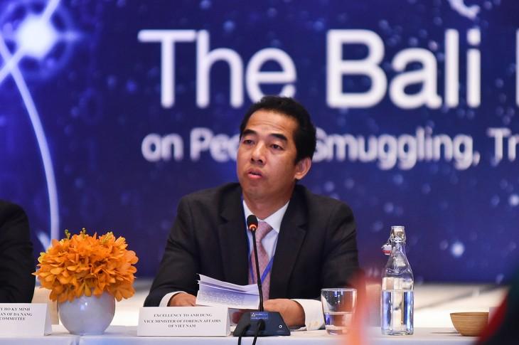Vietnam wünscht, dass Bali-Prozess die regionale und globale Zusammenarbeit verbessert - ảnh 1
