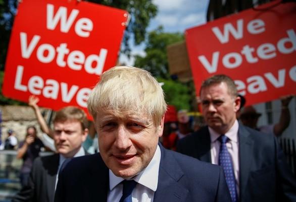 Boris Johnson ist neuer britischer Premierminister - ảnh 1