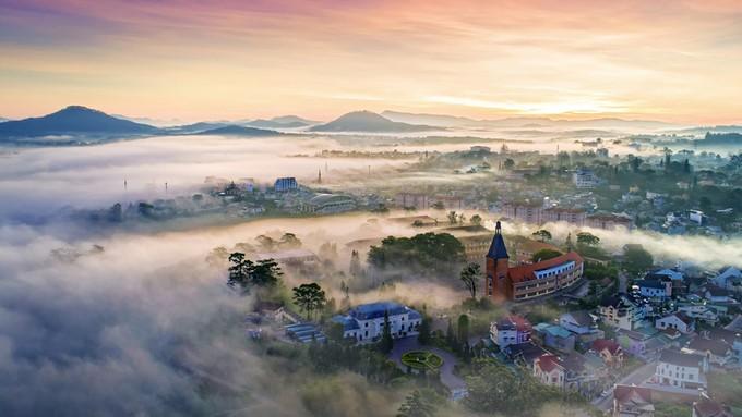 """Zehn ausgezeichnete Fotos des Wettbewerbs """"Vietnam von oben"""" 2019 - ảnh 3"""