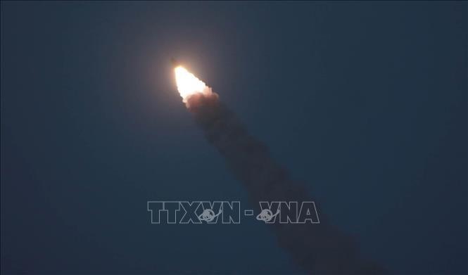 Nordkorea testet erneut Waffen - ảnh 1