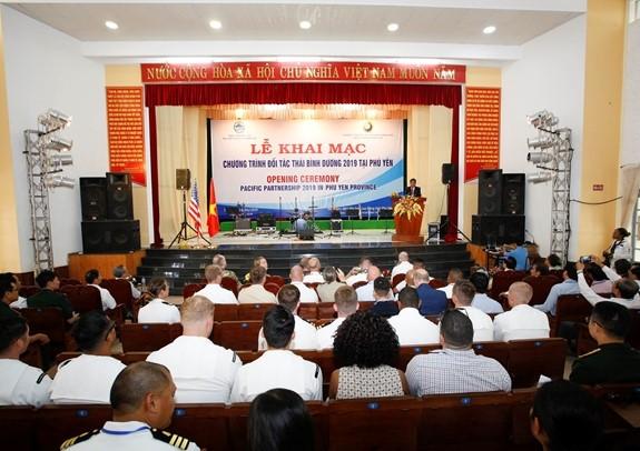 2019태평양 동반자 프로그램, 재해방지, 인도적 협력에 대한 국제협력 촉진 - ảnh 1