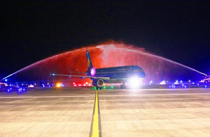 번돈국제항공, 꽝닌과 한국 연결 - ảnh 1