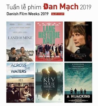 2019년 덴마크 영화주간 개최 - ảnh 1