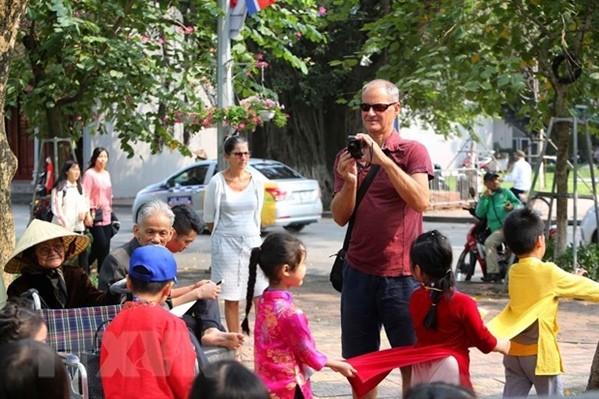 하노이를 방문한 관광객은 1,440만 명에 달했다 - ảnh 1