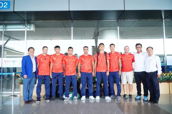 베트남, 데이비스컵 국제테니스 챔피언십 참가 - ảnh 1