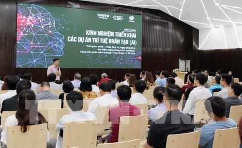 베트남 인공지능 분야 발전을 위한 인적자원 개발 - ảnh 1