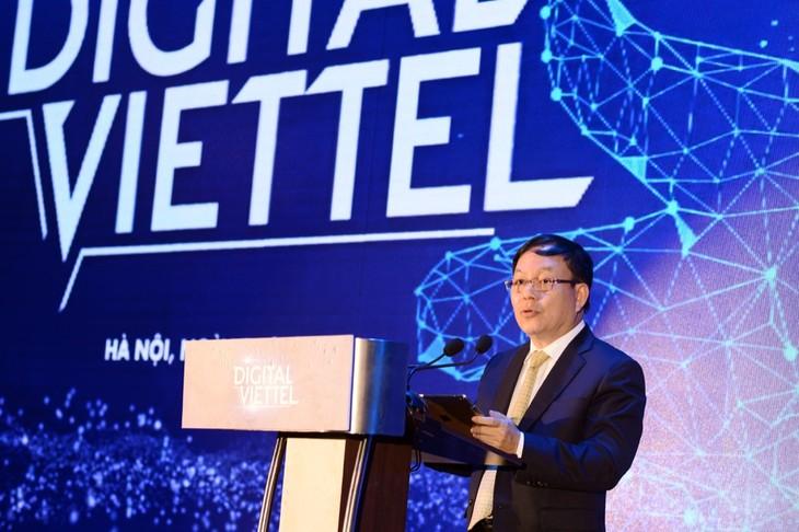 Viettel 디지털서비스 회사 출범 - ảnh 1