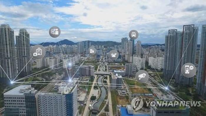 한국기업, 해외 스마트도시 건설사업에 5천억원 투자 - ảnh 1