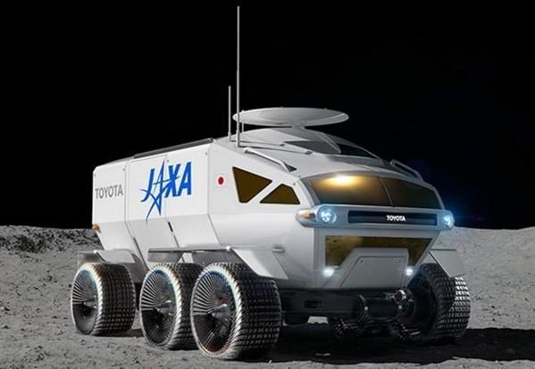토요타 자동차 그룹, 달 탐사선 개발에 참가 - ảnh 1
