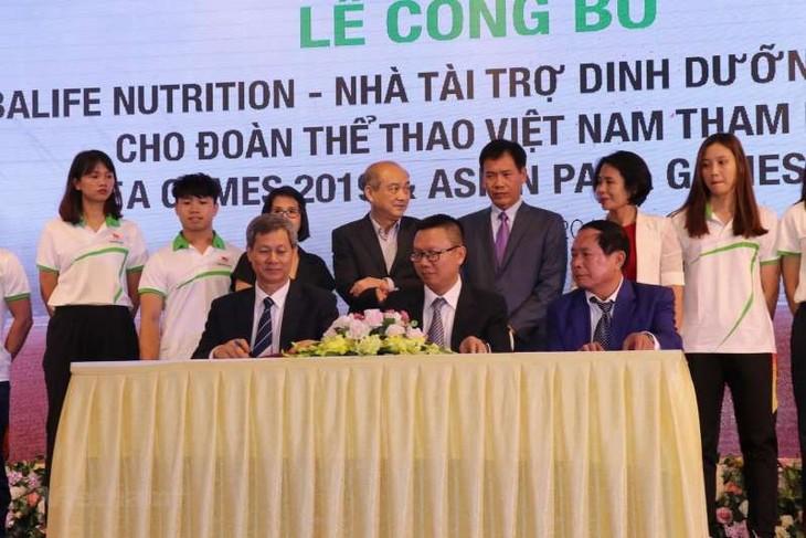 제30차 동남아시아 경기대회(30th SEA Games) 및  제10차 아세안 파라 게임즈 (ASEAN Para Games 10): 베트남 선수대표단, 가장 높은 성과를 목표 - ảnh 1