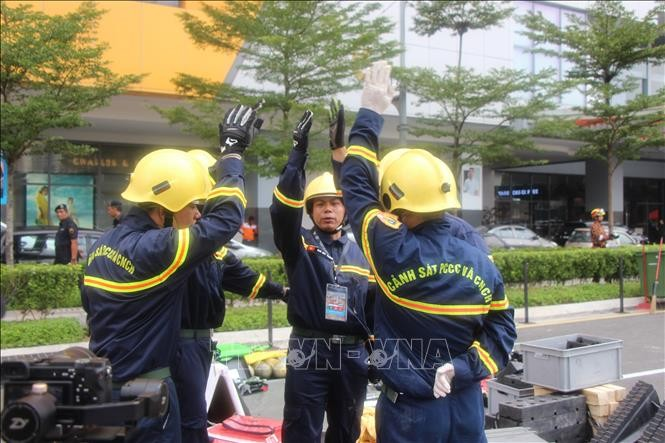 2019 말레이시아 국제구난구조대회 - ảnh 1