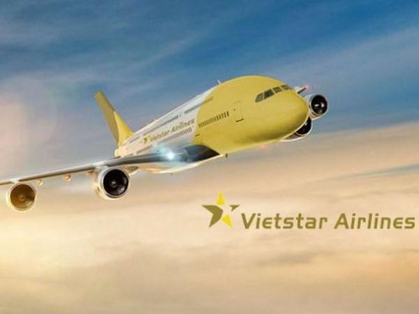 Vietstar 항공, 베트남에서 운항 허가 받아 - ảnh 1