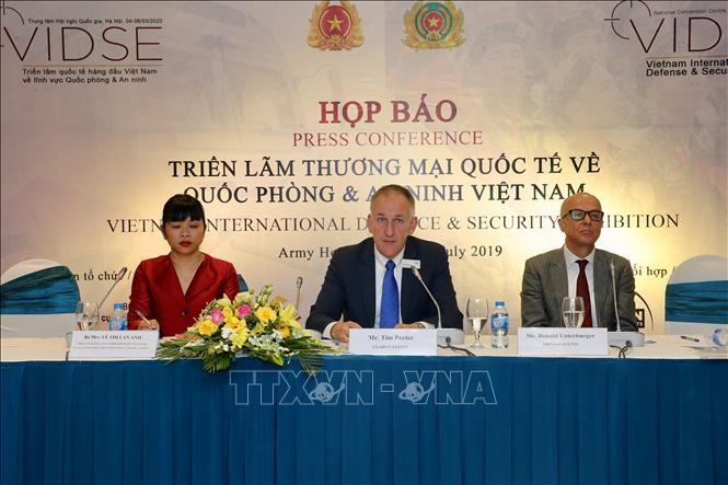 2020 베트남 국방안보 국제 무역 전시회, 하노이에서 개최 - ảnh 1